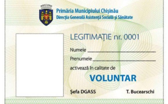 """250 de persoane sau înregistrat pentru a participa în cadrul Campaniei lansate de Primăria Chișinău """"Fii voluntar""""."""