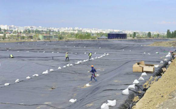 Administrația capitalei este preocupată de diminuarea mirosului de la Stația de epurare a apelor reziduale