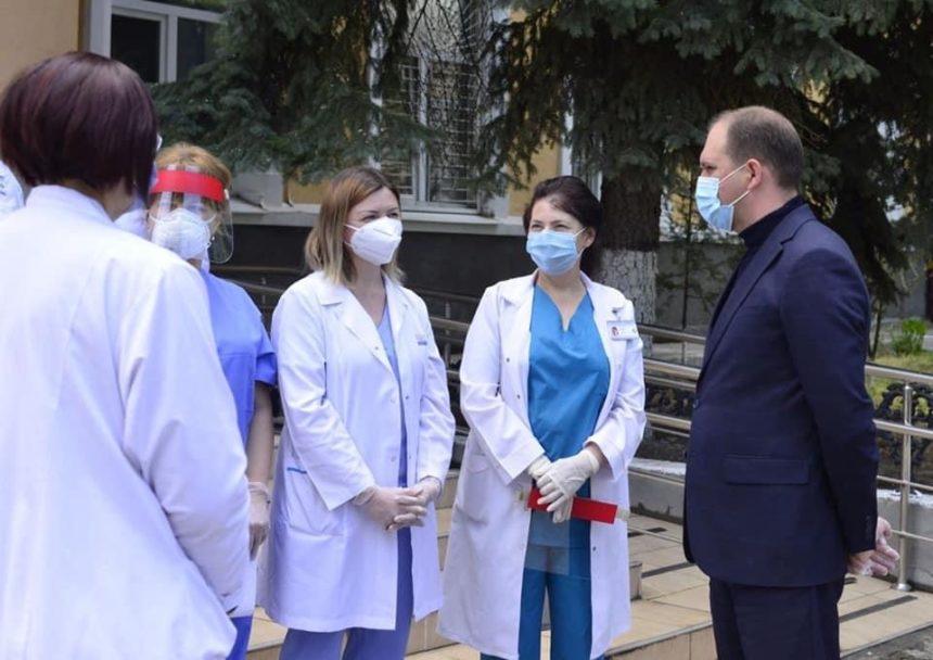 Mesajul primarului general, Ion Ceban, cu ocazia Zilei Internaționale a Asistentului Medical