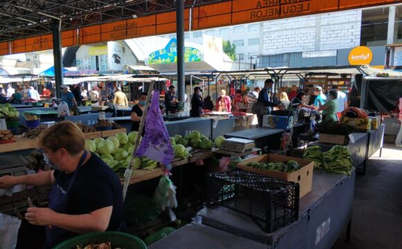 Programul special de activitate pentru piețe, inclusiv cele comerciale și pentru centrele comerciale din Chișinău