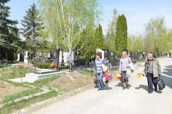 Cimitirile din municipiul Chișinău vor fi inchise pentru public, în zilele de 6-8 iunie, curent