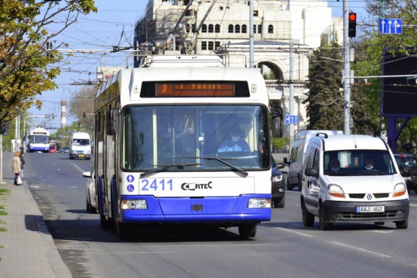 Sistarea transportului public municipal, în ziua de 14 iunie, curent
