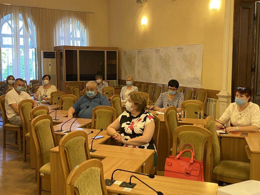 Evaluarea situației epidemiologice în contextul pandemiei de COVID-19 și îmbunătățirea serviciilor medicale acordate populației municipiului