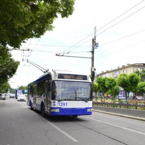 Circulația transportului public municipal în zilele de week-end: 04-05 iulie 2020