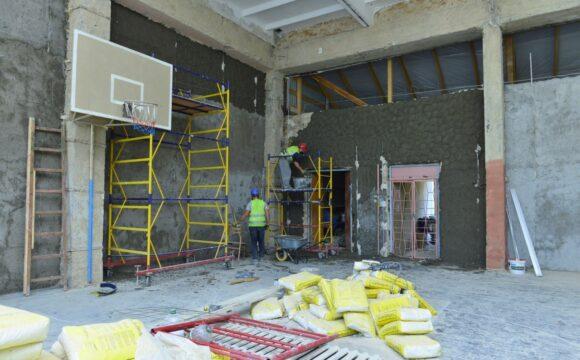 Monitorizarea calității lucrărilor de reparație în instituțiile de învățământ din municipiu