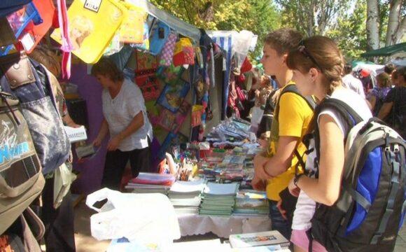 Organizarea iarmaroacelor școlărești în sectoarele capitalei