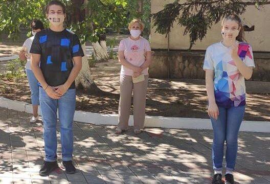 Ambasada UE la Chișinău a donat un lot de echipamente de protecție pentru copii hipoacuzici şi surditate tardivă din capitală