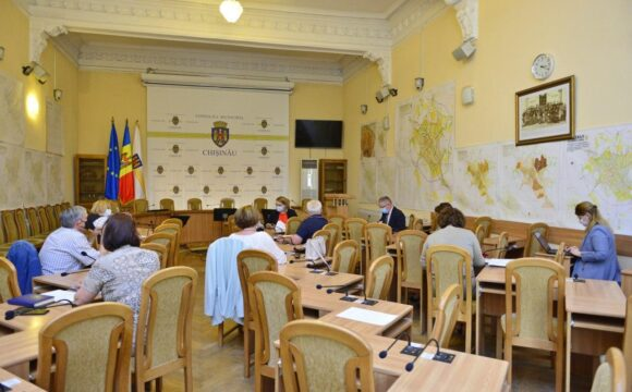 Prima ședință a Grupului de lucru pentru elaborarea planului de răspuns şi control al infecţiei COVID-19