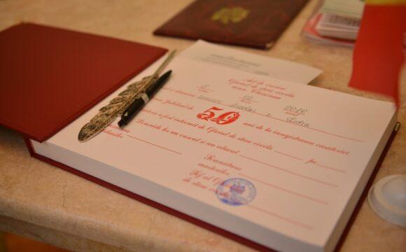 Suport financiar cuplurilor longevive din municipiu cu prilejul jubileelor de 50 și 60 de ani de la oficierea căsătoriei