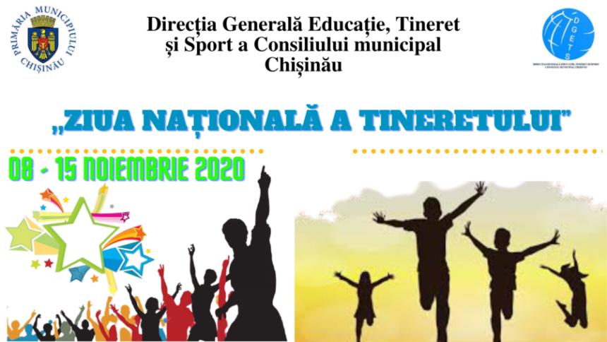 Săptămâna tineretului în municipiul Chișinău