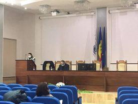 Ședința de lucru on-line a specialiștilor din Direcția Protecția Sănătății Publice