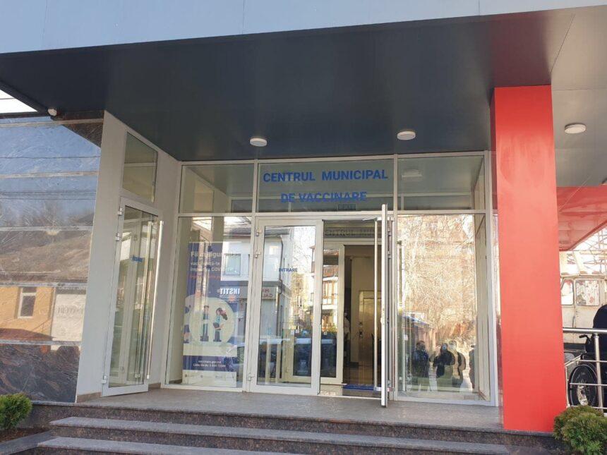 Deschiderea primului centru municipal de vaccinare antiCOVID-19 (VIDEO)