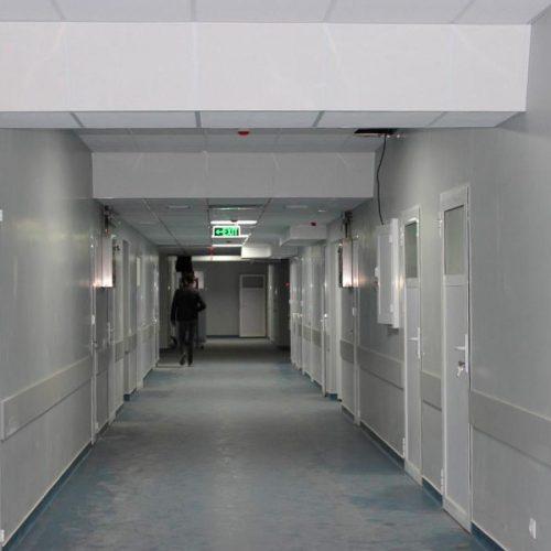 В больнице «Святая Троица» откроется новое отделение реанимации и интенсивной терапии