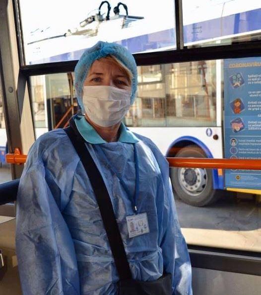 Vaccinarea antiCOVID a taxatorilor din transportul public municipal, cu vârsta 60+
