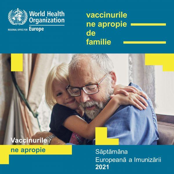 Săptămâna Europeană a Imunizării 2021 la Chișinău