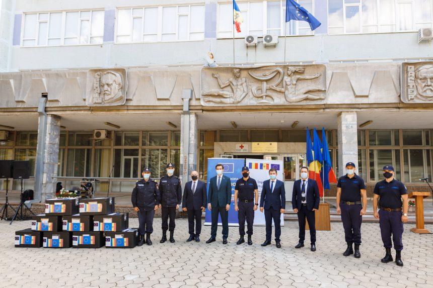 Un lot de 100.620 doze de vaccin Pfizer BioNTech, donate cu titlu gratuit de către Guvernul României, au ajuns în țară