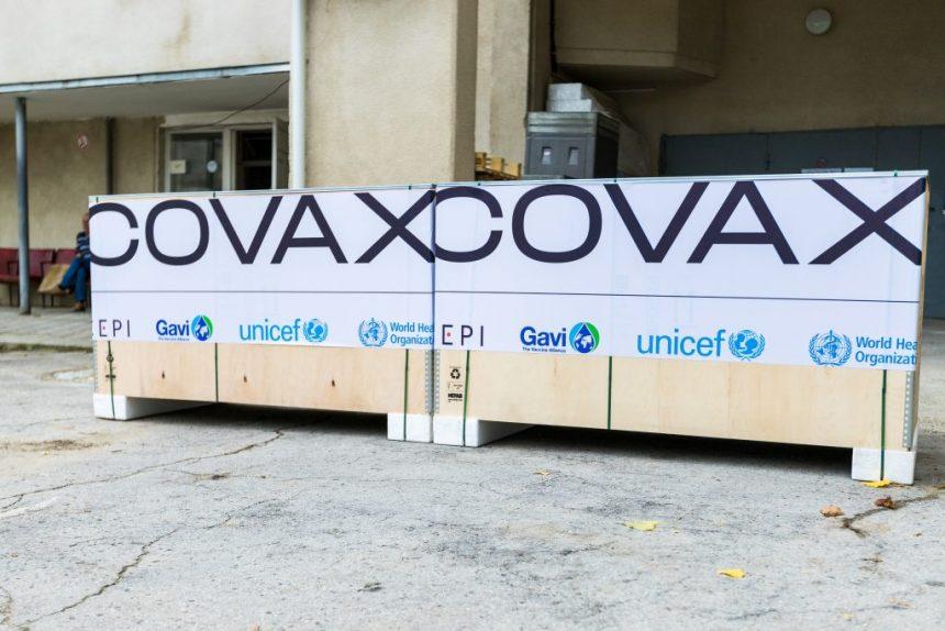 Republica Moldova a recepționat un lot de frigidere, livrate prin intermediul platformei COVAX