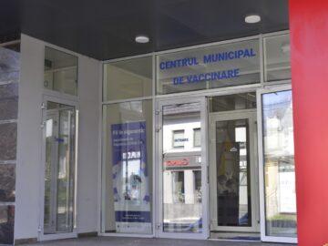Primul Centru Municipal de Vaccinare anti-COVID-19 deschis în centrul capitalei